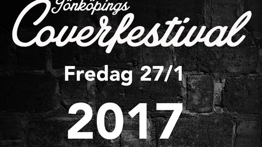 Bild för Jönköpings Coverfestival 2017, 2017-01-27, Harrys Jönköping