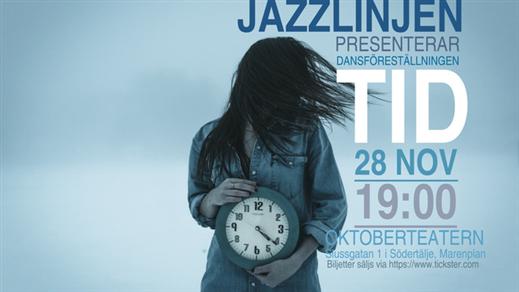 Bild för Tid, 2018-11-28, Oktoberteatern (Onumrerat)