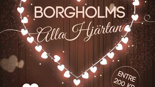 Bild för Borgholms Alla Hjärtan Konsert & Vernissage, 2019-03-14, Borgholms Bio