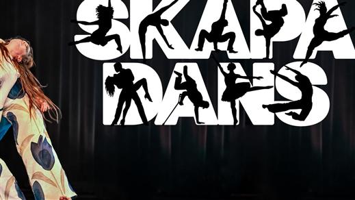 Bild för SKAPA DANS, 2021-10-10, Konsertsalen i Spira