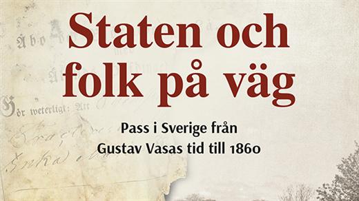 Bild för Staten och folk på väg, 2019-11-29, Historiska museet