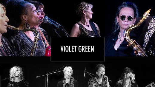 Bild för Violet Green, 2021-10-14, Nefertiti på Valand