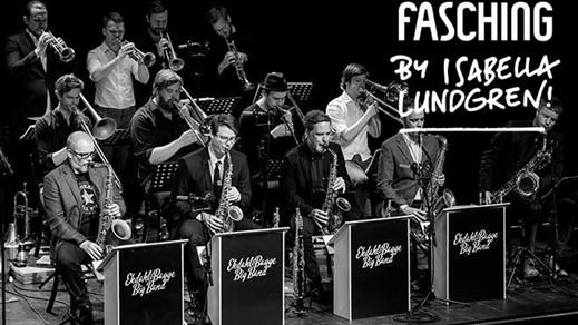 Bild för Ekdahl Bagge Big Band, 2016-11-26, Fasching