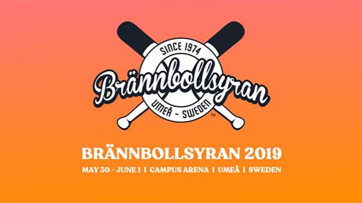 Bild för Brännbollsyran 2019, 2019-05-30, Campus