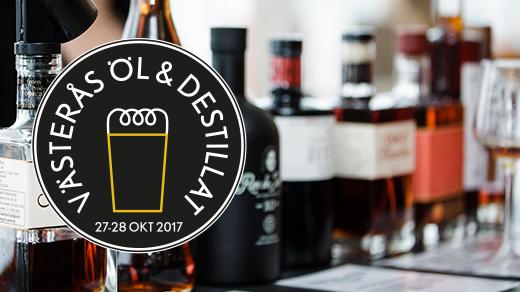 Bild för Västerås Öl & Destillat, 2017-10-27, Aros Congress Center