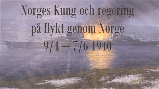 Bild för På flykt genom Norge, 2019-04-11, Flygvapenmuseum