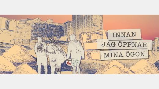 Bild för INNAN JAG ÖPPNAR MINA ÖGON, 2020-09-20, Kammaren i Spira