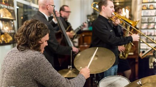 Bild för Patrik Boman Ambivalent, 2018-02-07, Musikföreningen Crescendo