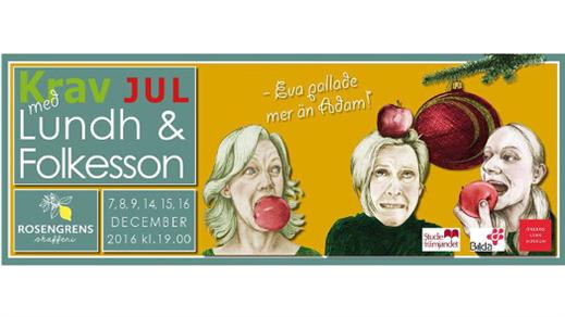 Bild för KravJUL med Lundh&Folkesson, 2016-12-08, Rosengrens skafferi