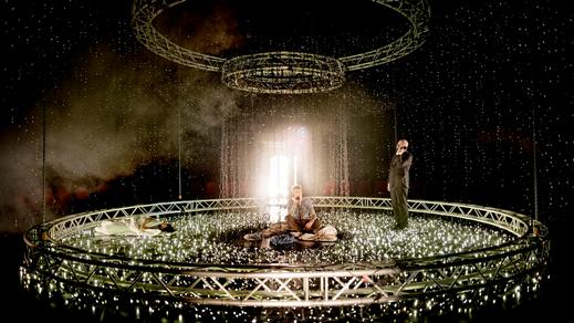 Bild för Sorgens Borg eller Döda kaniner säger inte aj, 2021-01-16, Teater Halland Runda Scen