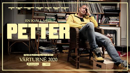 Bild för En kväll med Petter, 2021-12-11, Storsjöteatern OSD