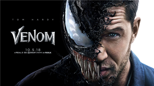 Bild för Venom, 2018-10-14, Bio Oskar