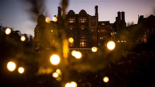 Bild för Löparguidning - Nu tändas tusen juleljus, 2019-12-13, Tjolöholms Slott