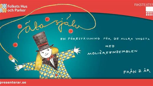 Bild för Äta själv!, 2016-10-09, Fredssalen, Storsjöteatern