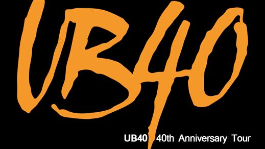 Bild för UB40, 2019-10-19, RESTAURANG TRÄDGÅR'N