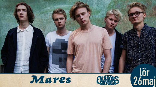 Bild för Mares, 2018-05-26, Olssons Brygga