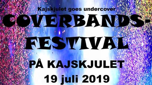 Bild för Kajskjulet goes Undercover!, 2019-07-19, Kajskjulet