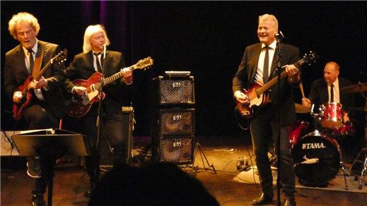 Bild för BeatUs - Plays The Beatles!, 2019-09-21, Folkan Teater