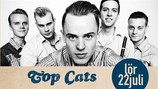 Bild för Top Cats, 2017-07-22, Olssons Brygga