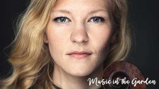 Bild för Celloafton med stjärnglans: Amalie Stalheim, 2021-08-25, Music in the Garden - Botaniska Trädgården