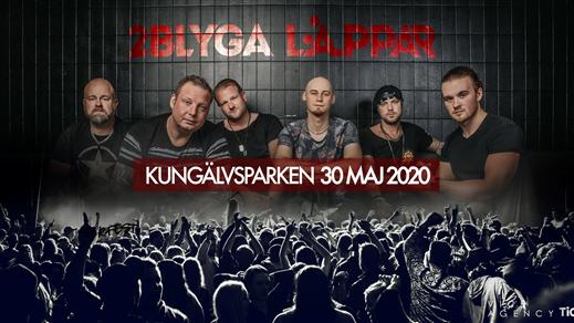 Bild för 2 Blyga Läppar | Kungälvsparken, 2021-05-29, Kungälvsparken