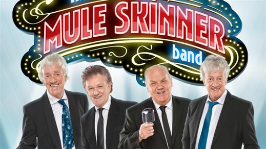 Bild för Mule Skinner Band (Streaplers Legenderna), 2018-10-20, Ramvik Folkets Hus