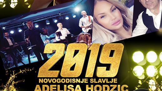 Bild för Adelisa,ritam srca och top band 31 dec, 2018-12-31, Garvaren Nöje