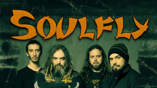 Bild för Soulfly, 2019-07-25, RESTAURANG TRÄDGÅR'N