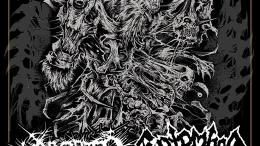 Bild för Entombed AD, Aborted, Baest, 2019-10-29, Slaktkyrkan
