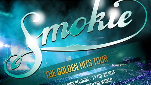 Bild för SMOKIE The Golden Hits Tour, 2019-07-13, Säterdalens Folkpark