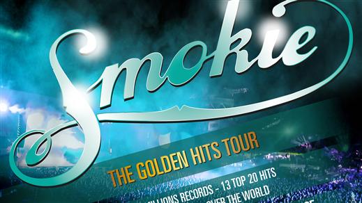 Bild för SMOKIE The Golden Hits Tour, 2019-07-13, Säterdalens Folkpark