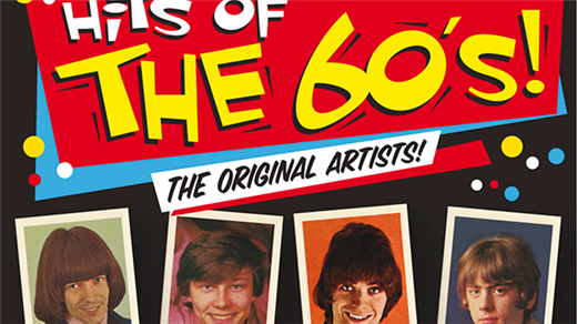 Bild för Hits of the 60´s, 2019-10-02, Intiman