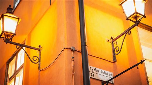 Bild för Gamla stans hemligheter, 2019-12-29, Stadsvandringar i Stockholm