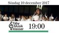 Luciakväll med Täby Musikklasser kl.19:00