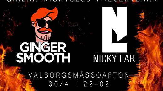 Bild för Valborborgs nattklubb, 2018-04-30, GB GinBar Nightclub