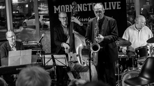 Bild för Bernt Rosengren Quartet, 2019-02-20, Musikföreningen Crescendo
