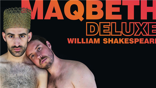 Bild för Maqbeth Deluxe, 2020-07-23, Teater Halland/Online