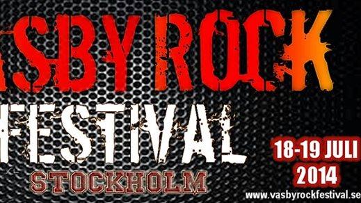 Bild för VÄSBY ROCK FESTIVAL 2014, 2014-07-18, Vilundaparkens idrottsplats