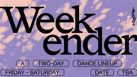 Bild för Dance weekender, 2020-11-20, Inkonst