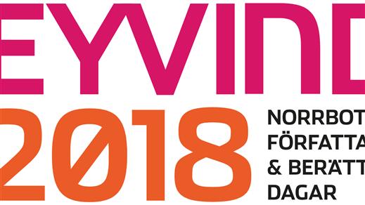 Bild för Eyvind 2018 Fredag Invigning, 2018-11-30, Saga Biografen Boden