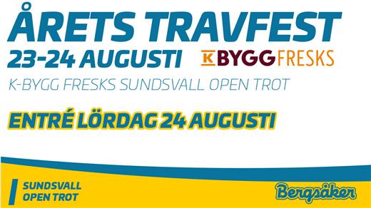 Bild för V75 Bergsåker 2019-08-24, 2019-08-24, Bergsåker