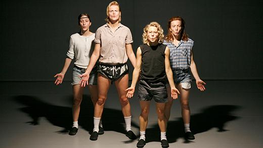 Bild för Bättre folk – samtida dans, 2020-04-24, UKK - Sal B - Sittande onumrerat