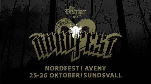 Bild för Nordfest 2019, 2019-10-25, Club Deströyer