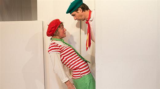 Bild för Familjelördag: Lilla nollan och dom andra, 2019-03-30, Teater Salongen