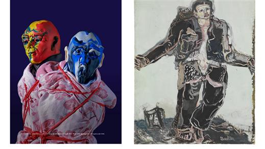 Bild för SCHÜTTE & BASELITZ  8.10 2016 – 19.2 2017, 2016-10-08, Moderna Museet