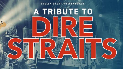Bild för A tribute to Dire Straits 16/2, 2018-02-16, Sundspärlan