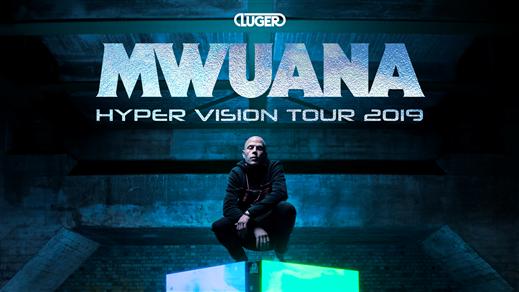 Bild för Mwuana – Hypervision Tour - Trädgårn, 2019-04-19, TRÄDGÅR'N