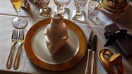 Bild för Ett sprakande nyår 2020, 2020-12-31, Vinterträdgården Grand Hôtel