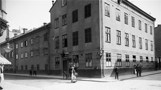 Bild för Stadsvandring: Östermalms militära historia, 2018-05-29, Armémuseum