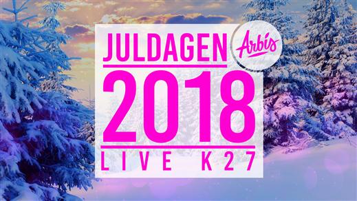 Bild för Juldagen - Live K27 - Arbis Nattklubb, 2018-12-25, Arbis Bar & Salonger
